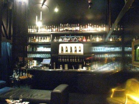 champaagne lounge