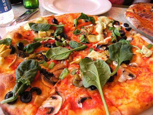 Il Padrinos Papa John Paul Pizza