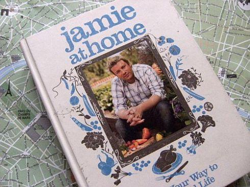Jamie you're a bleeding legend